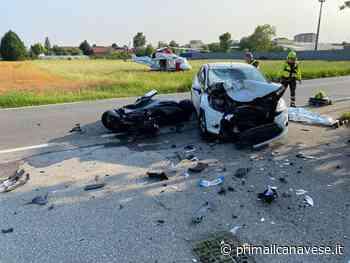 Schianto mortale a Leini, muore motociclista - Prima il Canavese
