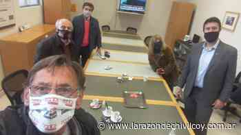 Periodistas de Radio Chivilcoy recibieron reconocimiento - La Razon de Chivilcoy