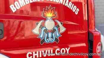 Incendio en el basural de la calle 1 - La Razon de Chivilcoy