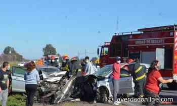 Dos muertos arrojó un choque en la Ruta 5, cerca de Chivilcoy - Diario La Verdad Junín