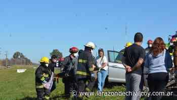 Los bragadenses accidentados internados en terapia intensiva - La Razon de Chivilcoy