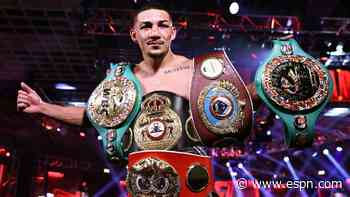 Unanimous decision? Vote for Best Boxer at 2021 ESPYS