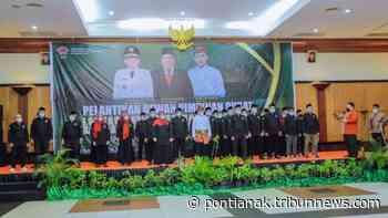 Guntur Perdana Resmi Dilantik sebagai Ketua Umum LSKM Kalbar - Tribun Pontianak