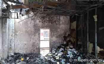 Vídeos Video: Así quedaron la Alcaldía y el Concejo de Jamundí tras ser atacadas e incendiadas - El País – Cali