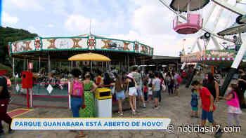 Parque Guanabara reabre neste fim de semana em Belo Horizonte - HORA 7