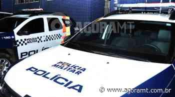 Homem é preso após invadir estabelecimento no Jardim Belo Horizonte - Agora MT - AgoraMT