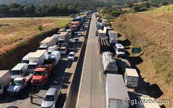 Caminhoneiros de Belo Horizonte podem se vacinar contra a Covid neste sábado - G1