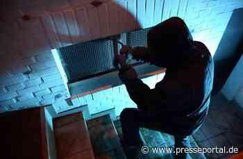 POL-ME: Einbrüche aus dem Kreisgebiet - Heiligenhaus - 2106085 - Presseportal.de