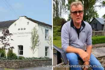 Nigel Haworth's hiring staff to work at The Three Fishes pub