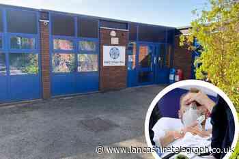 Burnley teacher's appeal for defibrillators in school