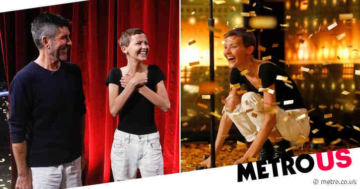 Simon Cowell's AGT Golden Buzzer act Nightbirde reveals why she tried to avoid mentioning cancer diagnosis: 'I want to know that I'm good enough'
