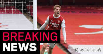 Arsenal reject £25m bid from Aston Villa for Emile Smith Rowe