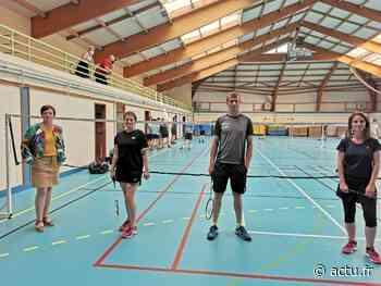 Grandvilliers : Bastien Duchaussoy devient président du club de badminton - actu.fr