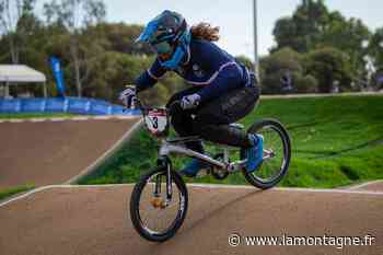 Axelle Etienne (Lempdes BMX Auvergne) rêve d'une médaille olympique - La Montagne