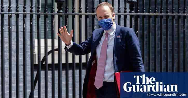 Cummings texts show Boris Johnson calling Matt Hancock 'totally hopeless'