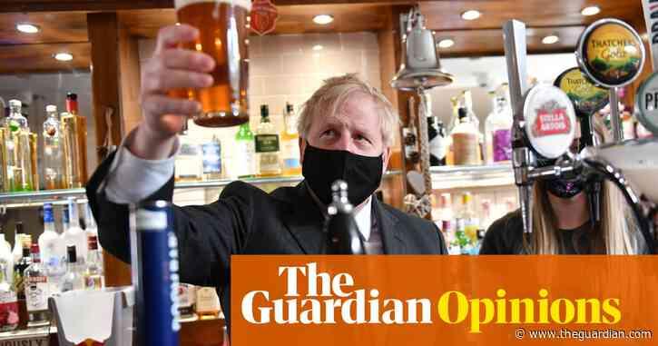 British politics is still drunk on Brexit spirit, and Boris Johnson won't call time   Rafael Behr