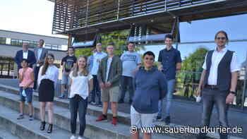"""Erster Weltkrieg in Finnentrop"": Ausstellung der Bigge-Lenne-Gesamtschule eröffnet - sauerlandkurier.de"