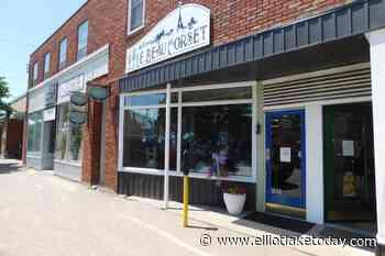 Blind River businesses receive facade grants - ElliotLakeToday.com