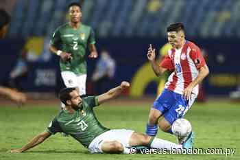 Julio Enciso; el segundo albirrojo más joven en debutar en Copa América - Versus