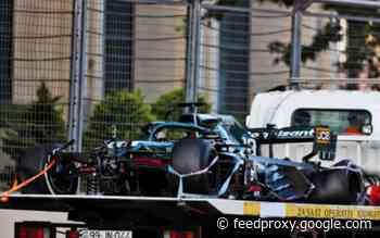 "Aston Martin responds to statement Pirelli: ""No problems found with the car"""