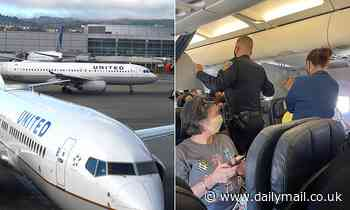 Two passengers are kicked off United flight after fighting over elbow placement on ARMRESTS