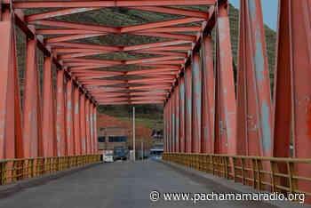 Habilitan parcialmente el puente Azángaro para vehículos livianos - Pachamama radio 850 AM