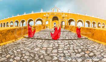 Izamal, el pueblo mágico color amarillo de Yucatán - Galu