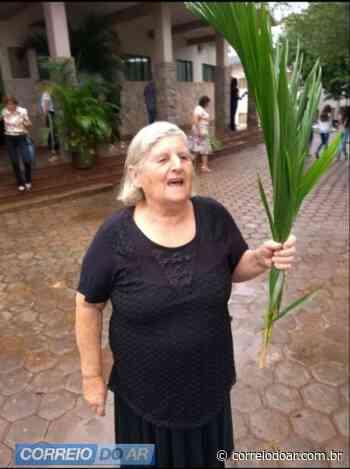 Funerária Santa Rosa de Palotina comunica o falecimento de Adolfina Paulina Batista - Correio do Ar