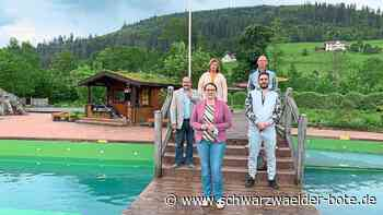 Naturbad Mitteltal wieder offen - Angebot auf Mitglieder beschränkt - Schwarzwälder Bote
