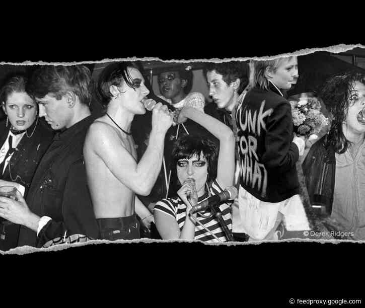 A History of Punk from 1976-78: A Free Online Course from the University of Reading