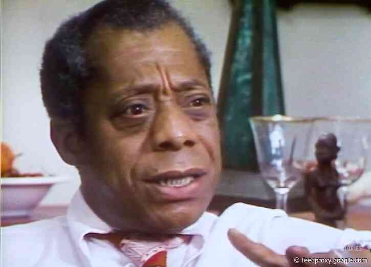 Watch a Never-Aired TV Profile of James Baldwin (1979)