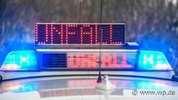 Unfall in Finnentrop: Autofahrerin übersieht Krad in Heggen - WP News