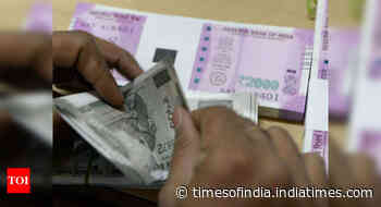 Govt's net direct tax collections grows over 100%