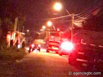 Gari é atropelado por motocicleta em Sapucaia do Sul - Agência GBC