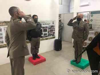 Brigada Militar tem novo comandante em Sapucaia do Sul - Agência GBC