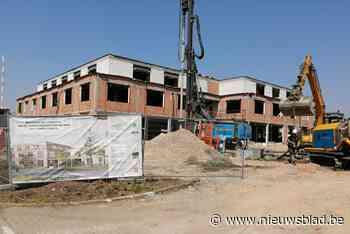 Aquafin bouwt nieuwe hoofdzetel met open deuren aan Dijkstraat in Aartselaar