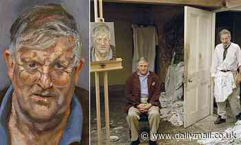 David Hockney finally gets chance to bid for his elusive portrait painted by Lucian Freud