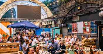 Vauxhall Food and Beer Garden launches summer party series with unlimited food and drink - My London