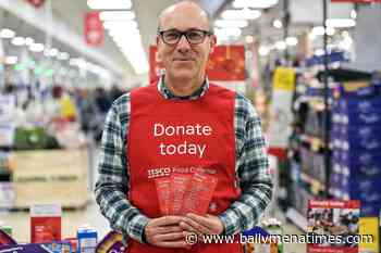 Ballymena volunteers needed for Food Collection - Ballymena Times