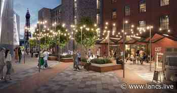 New images of £300m Blackpool Central food hall, hotel and more as plans submitted - Lancs Live
