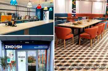 Zhoosh World Food in Colchester opens Friday - with 50% off everything | Gazette - Gazette