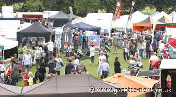 Confirmed: Food and drink festival in Castle Park will still go ahead next weekend - Gazette