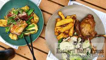 The Recruiting Sergeant food review: A top destination pub - Eastern Daily Press