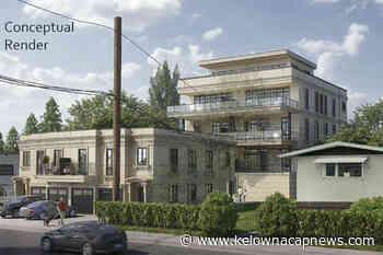 Height not wanted on Kelowna's Manhattan Drive – Kelowna Capital News - Kelowna Capital News
