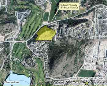 Spa resort and hotel pitched for West Kelowna hilltop - The Daily Courier