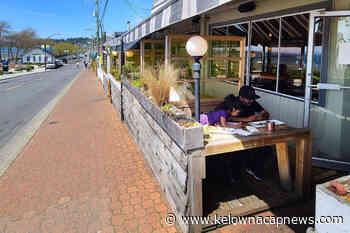 Province promotes permanent pub patios in BC post-pandemic plan – Kelowna Capital News - Kelowna Capital News