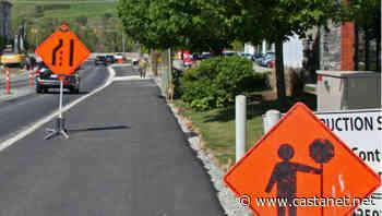 Detours on Kelowna's Lakeshore Road starting tomorrow - Kelowna News - Castanet.net