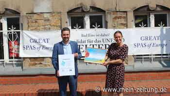 Bad Ems gehört jetzt zu besonderer Route: Plus für Tourismus und Lobbyarbeit - Rhein-Zeitung