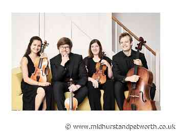 The Castalian Quartet join the Festival of Chichester - Midhurst and Petworth Observer