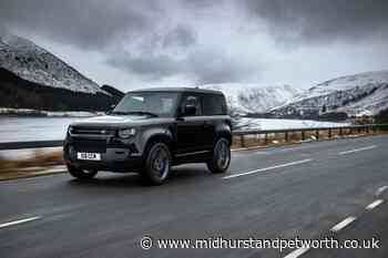 Land Rover developing hydrogen powered Defender - Midhurst and Petworth Observer